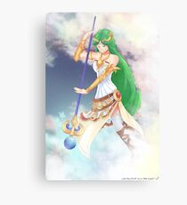 Palutena - Kid Icarus Canvas Print