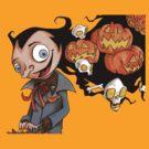 The Kids Call Him Pumpkin Hair by Steven Novak