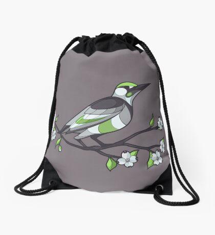 Pride Birds - Agender Drawstring Bag