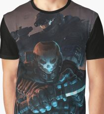 Fog Of War Graphic T-Shirt