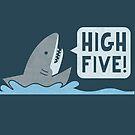 High Five by Teo Zirinis