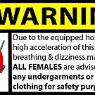 Horsepower Warning by ShopGirl91706