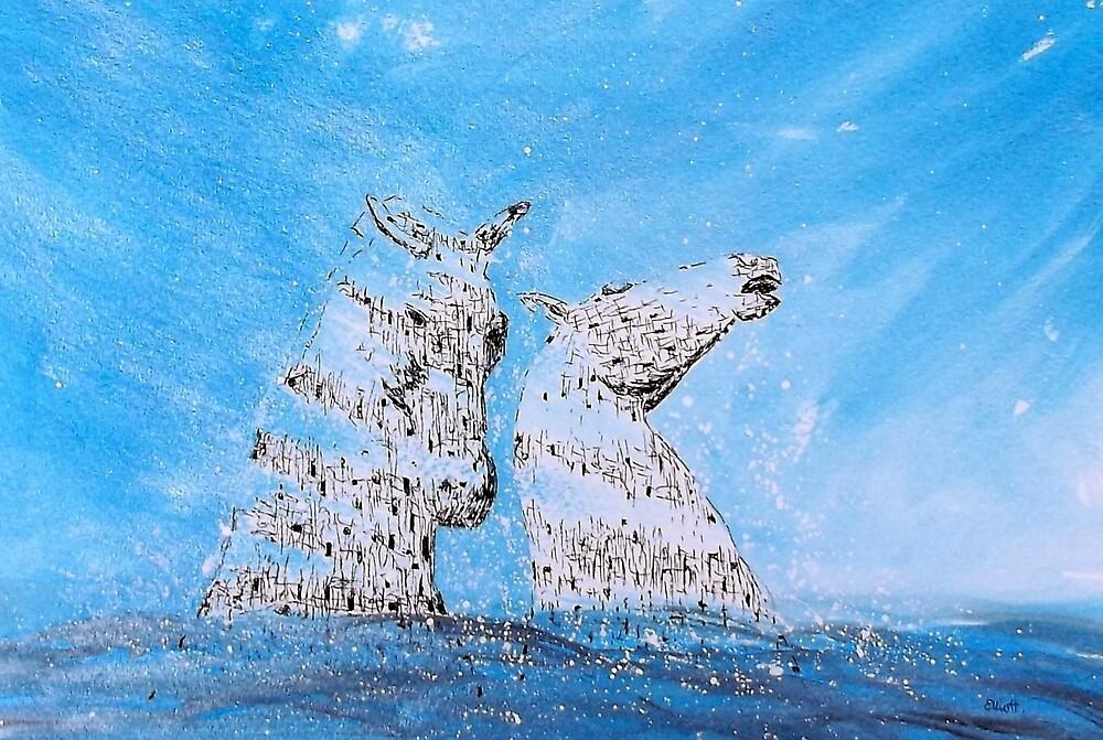 K2, the Water Kelpies by Pat  Elliott