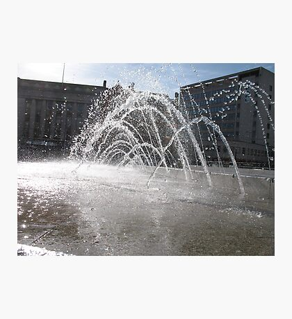 Arching Photographic Print