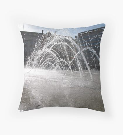Arching Throw Pillow