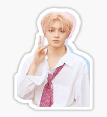 """We Come in Peace"", Taeyong Sticker Sticker"