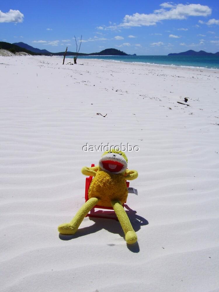 Eric At The Beach. by davidrobbo