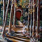 A Door In The Forest  by Susan  Bergstrom