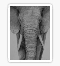 Lawrence the Elephant  Sticker