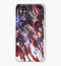 SKT T1 Skins 2017 Splashart iPhone Case