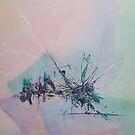 « Mixed media pastel original » par DawnAurore