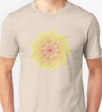 Mandala - Buddhismus - Yoga - Meditation - Chakra - Spiritualität Unisex T-Shirt