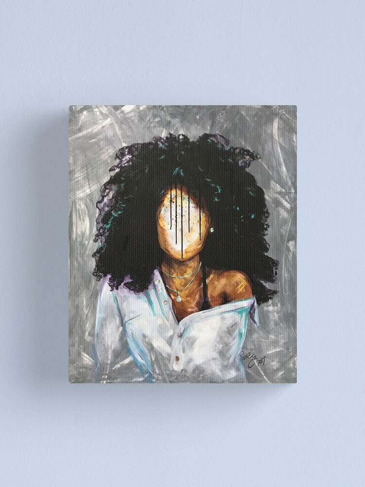 Alternate view of Naturally XLII Canvas Print