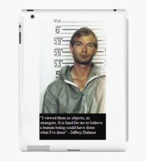Jeffrey Dahmer iPad Case/Skin