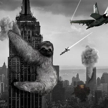 King Sloth by Vine701