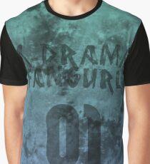 STAUNCHCORE CO. - K-Drama Fangurl 01 Blue Butterflies Edition Graphic T-Shirt