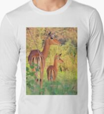 Impala - African Wildlife - Adorable New Life T-Shirt