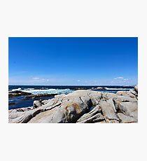 Nova Scotia Ocean Beach Photographic Print
