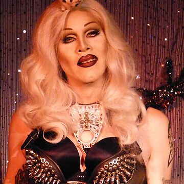 Sharon Needles by jrrodriguezsms