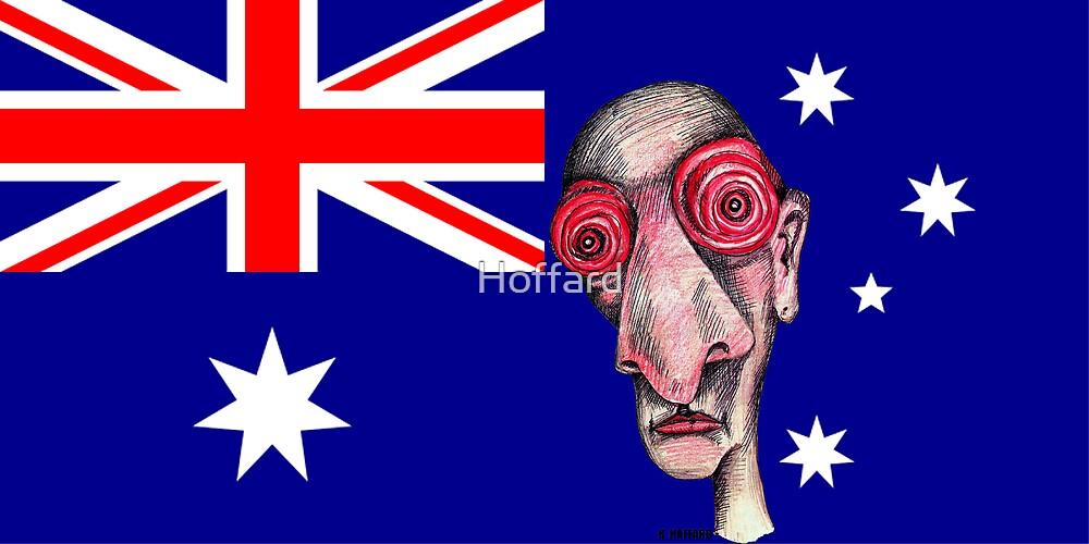 Insomniac Goes to Australia by Hoffard