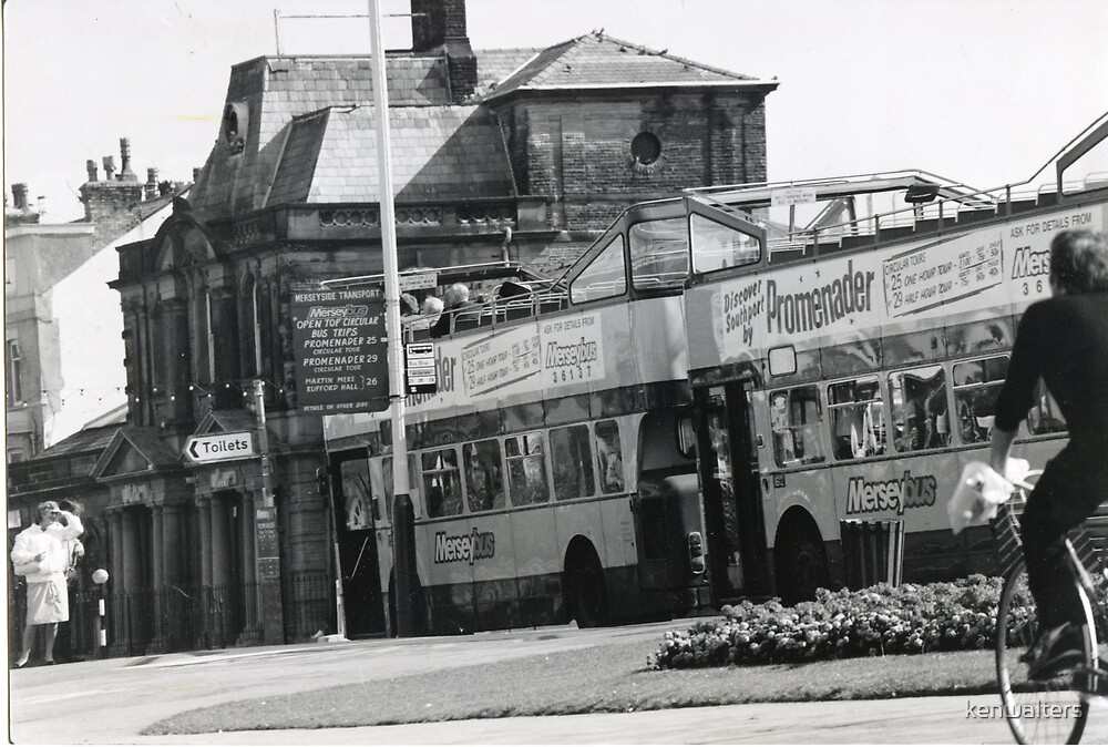 Southport Promenader Buses by kenwalters