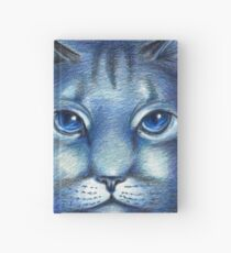 Krieger Katzen Bluestar Notizbuch