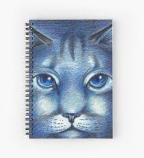 Warrior Cats Bluestar Spiral Notebook