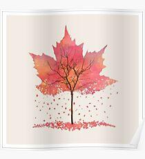 leaf of goblin Poster