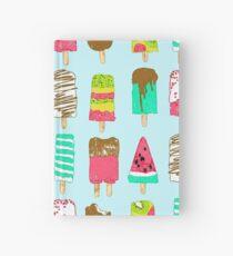 Ice Cream Time Hardcover Journal