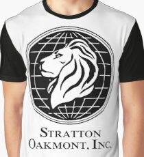 Stratton Oakmont Inc Graphic T-Shirt