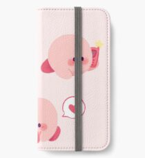 Phone Kirby iPhone Wallet
