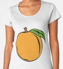 Peach Women's Premium T-Shirt