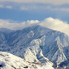 Salt Lake City - Wasatch Mountains by Kasia-D