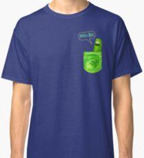 Pickle Rick (pocket) Classic T-Shirt