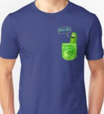Pickle Rick (pocket) T-Shirt