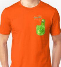 Pickle Rick (pocket) T-Shirt