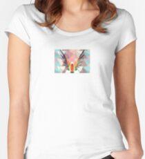 Logan paul maverick Women's Fitted Scoop T-Shirt