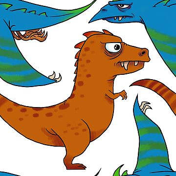 Dino Color by julper