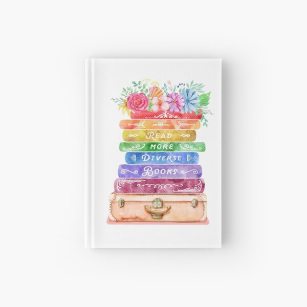 Diverse Books Hardcover Journal