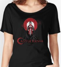 Castlevania - Trevor Belmont - Hunter of Vampires Women's Relaxed Fit T-Shirt