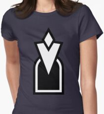 Quest Marker Womens Fitted T-Shirt
