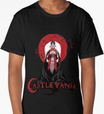 Castlevania - Trevor Belmont - Hunter of Vampires Long T-Shirt