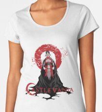 Castlevania - Trevor Belmont - Hunter of Vampires Women's Premium T-Shirt