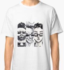 A Priest, A Vagabond and A Hitwoman Classic T-Shirt