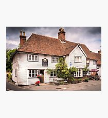 The Chequers Photographic Print