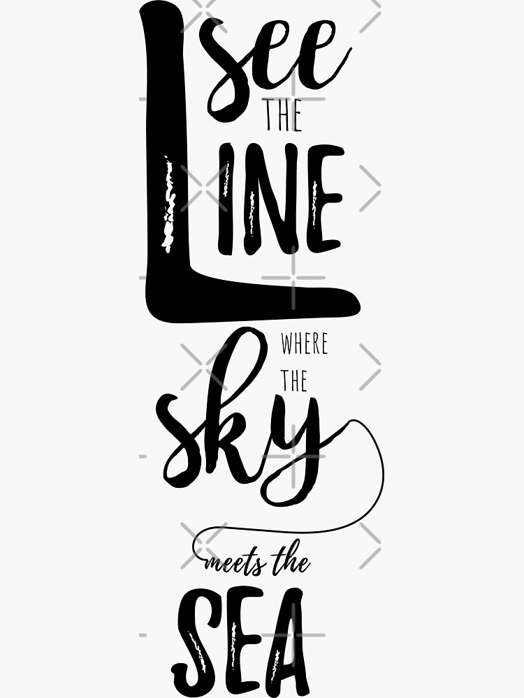 Sea & Sky by darrianrebecca