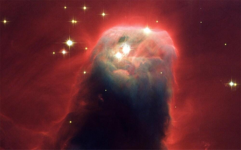 Cone Nebula by luckylucy