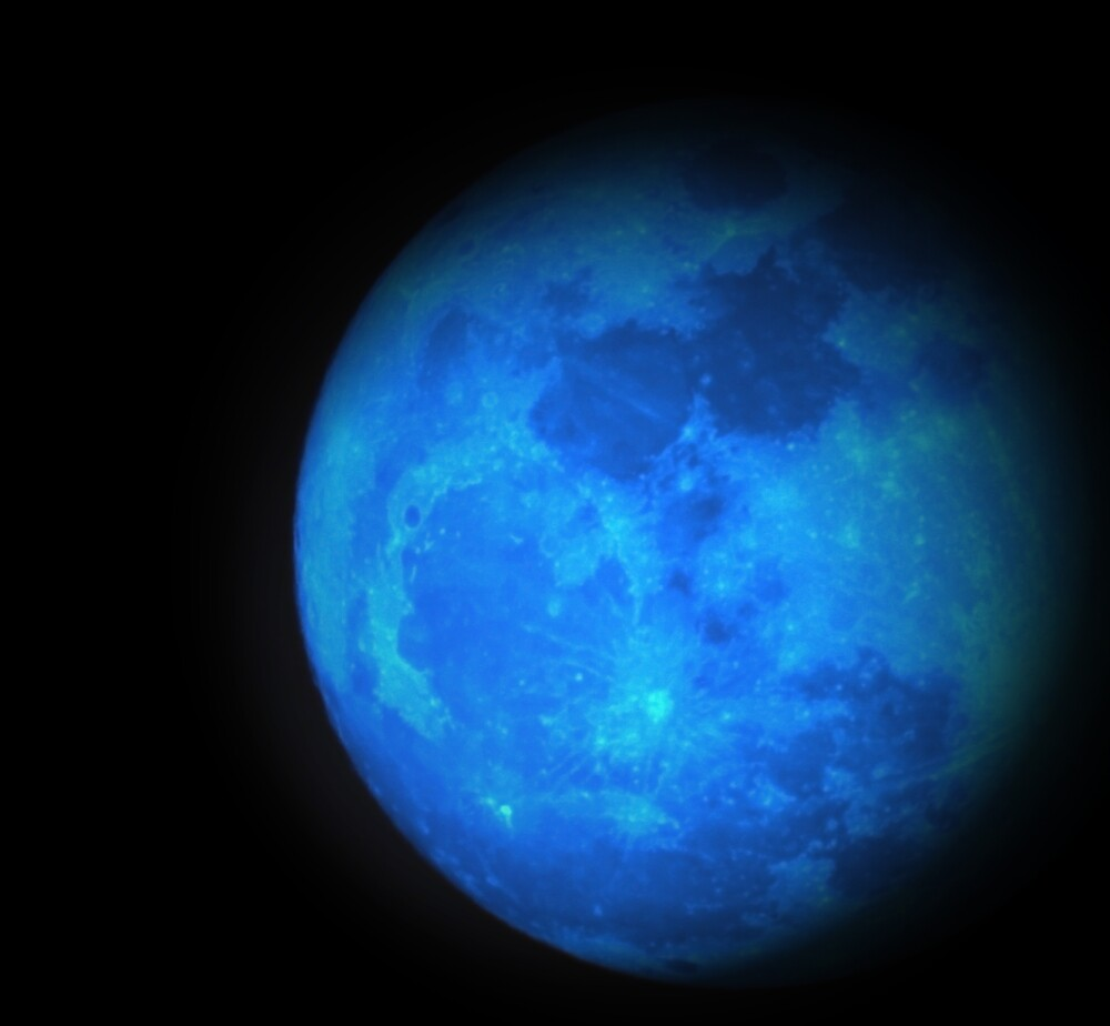 Blue Moon by Swede