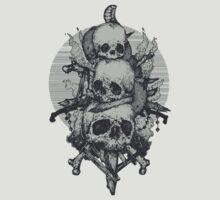 3 Skulls | Unisex T-Shirt