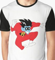 Freakazoid Cartoon Funny T-Shirt Graphic T-Shirt